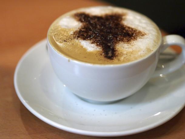 cafe de navidad