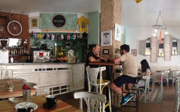 bicioci café barcelona