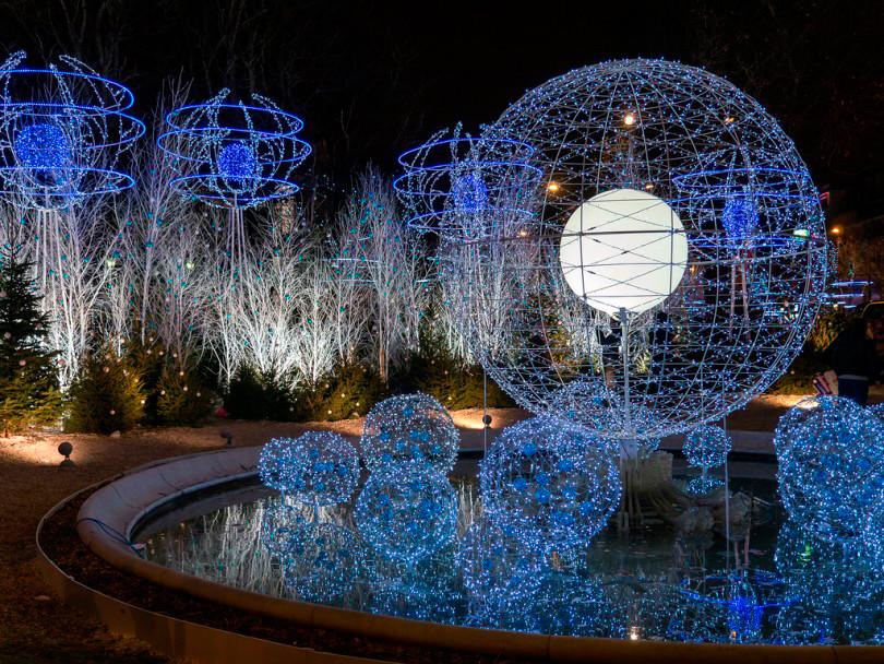 Iluminaci n navide a las ciudades dignas de ser visitadas for Decoracion luminosa navidena
