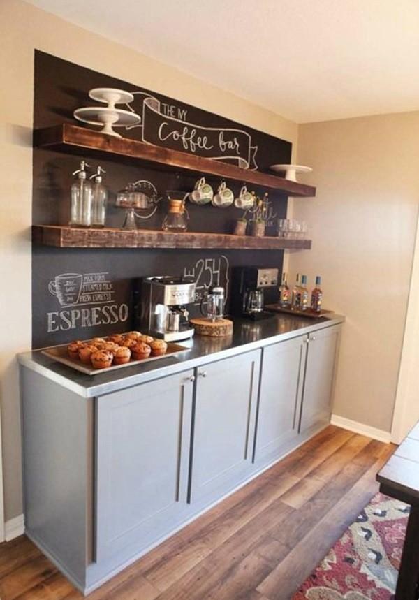 Ideas para decorar tu rinc n especial para tomar el caf for Decoracion de unas cafes