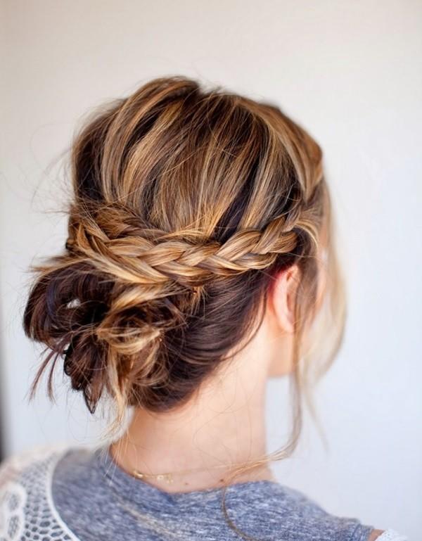 Siete peinados romnticos y los tutoriales que te ensearn a