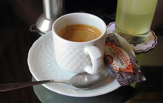 Cafe y deporte