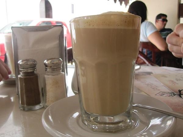 cafe lechero