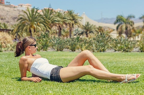piernas verano