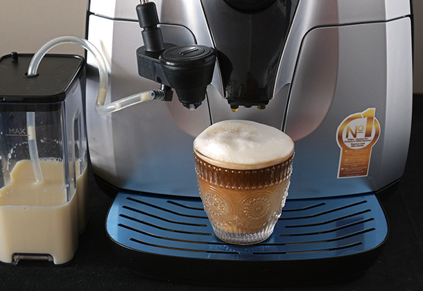 Cafetera espresso Philips 2100