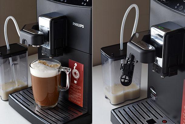 Cafetera espresso Philips