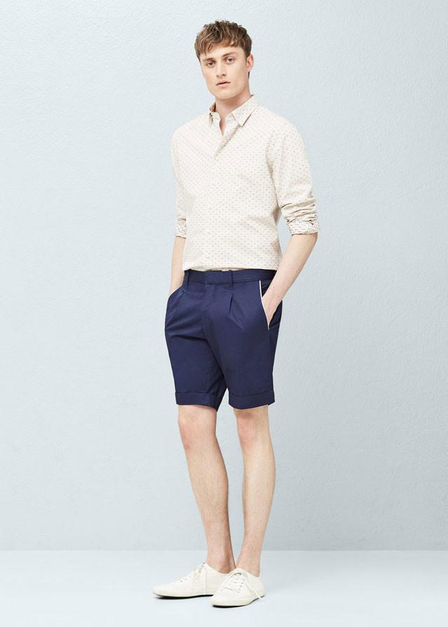 02cfe02c5 Pantalones cortos para ir a la oficina  Consideraciones a tener en ...