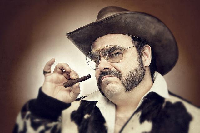Del afeitado cl sico de lincoln al bigote ochentero as for Estilos de barba sin bigote