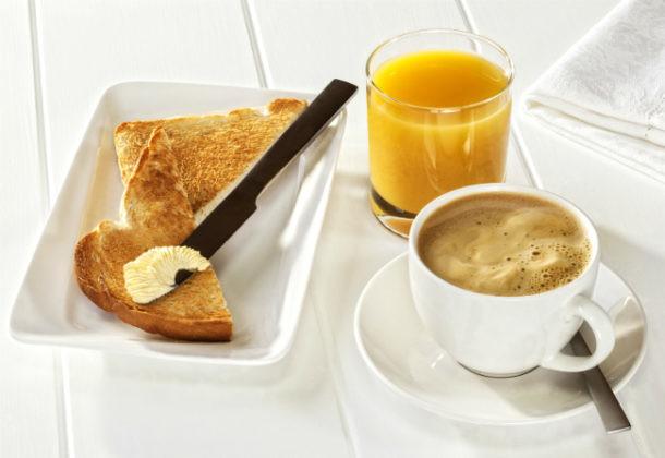Café con mantequilla de café