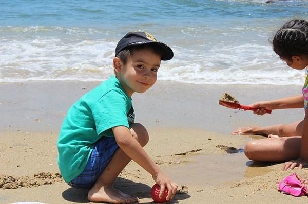 playa con niños (4)