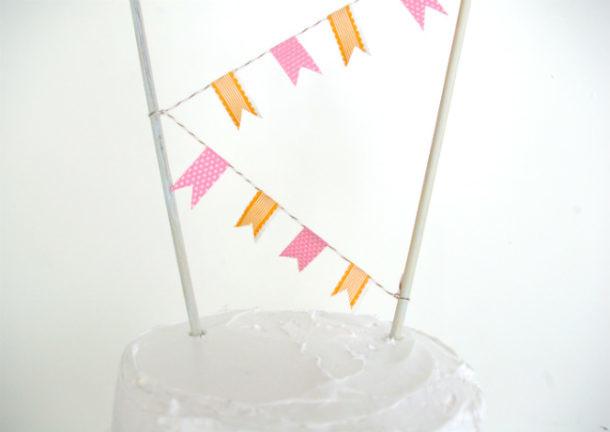 C mo decorar tus dulces y bebidas con washi tape mi - Como decorar con washi tape ...