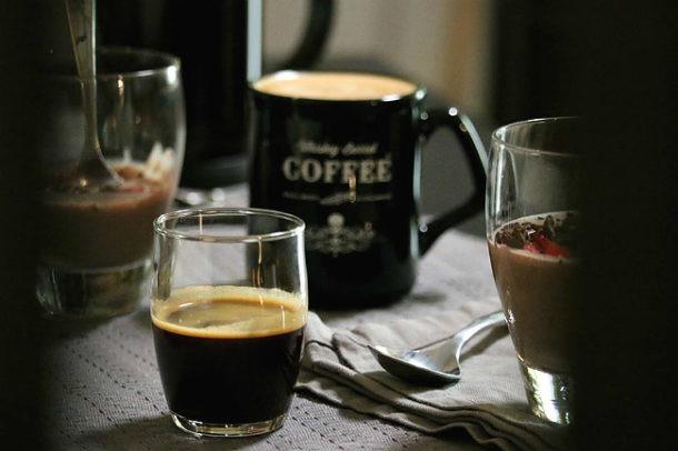 café envejecido en barricas