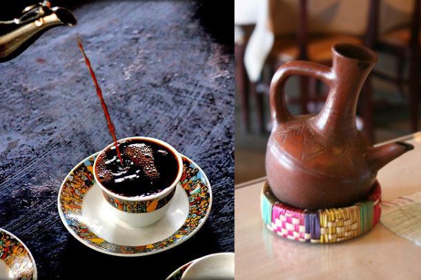 La ceremonia del café en Etiopía, un rito ancestral