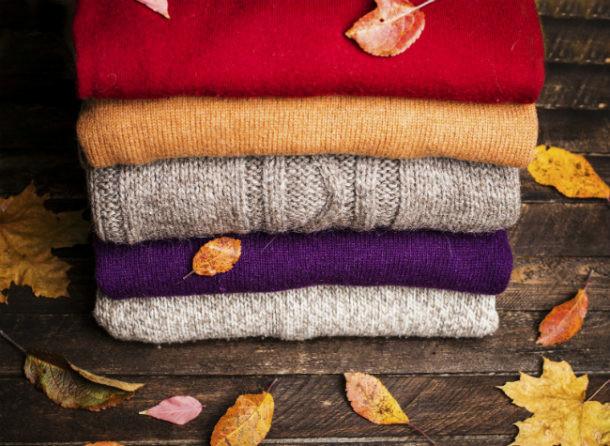 Cambiar el armario en otoño