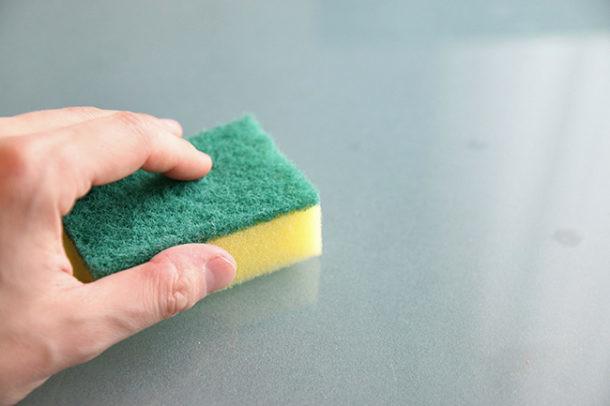 Errores de limpieza