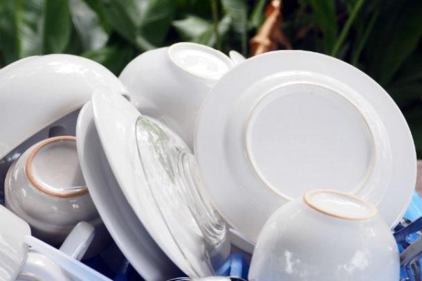 evita los platos sucios