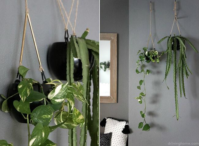 Decoraci n con plantas nueve rincones preciosos que vas a for Adornos para plantas con llantas