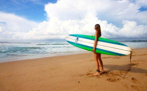 ejercicio surf playa