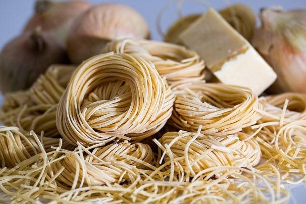 pasta ingrediente básico dieta