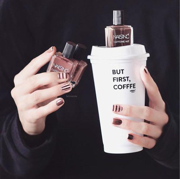 Esmalte de uñas con café: la nueva tendencia ideal para el otoño ...
