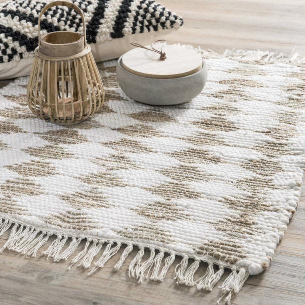 Seis alfombras ideales para vestir tu casa en oto o mi mundo philips - Alfombras para alergicos ...