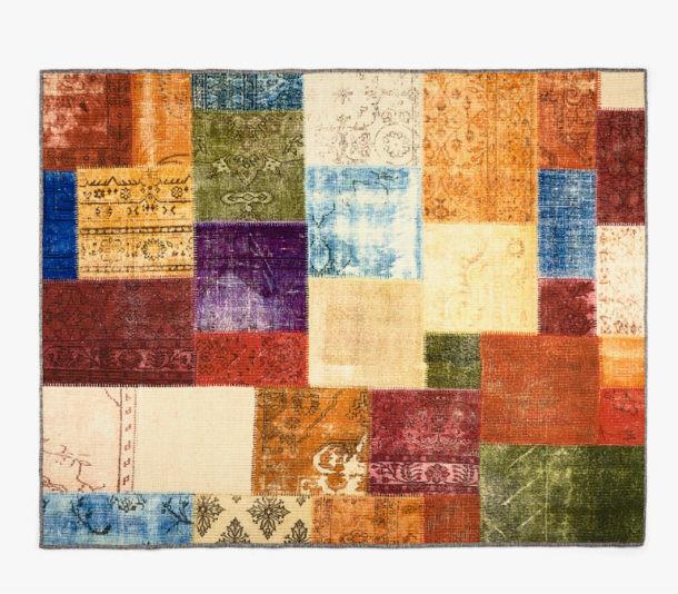 Seis alfombras ideales para vestir tu casa en oto o mi for Zara alfombras