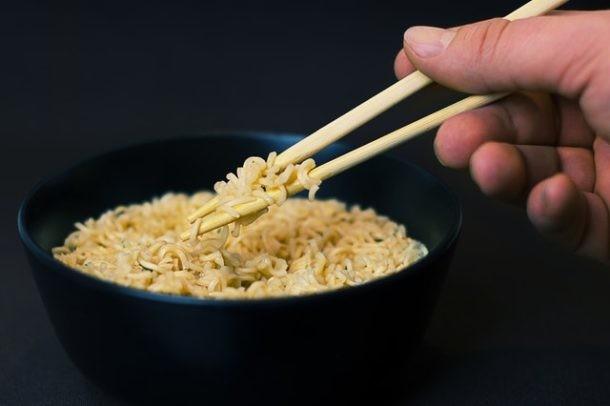 noodles cocer pasta