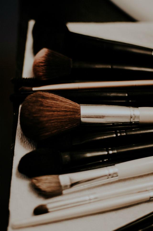 brocha maquillaje especial