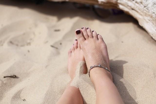 cuidado pies suaves