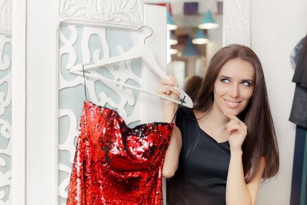 Como hacer un vestido de fiesta talle especial