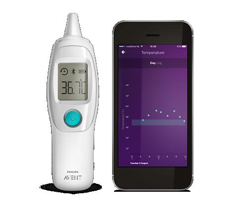 termometro de oído