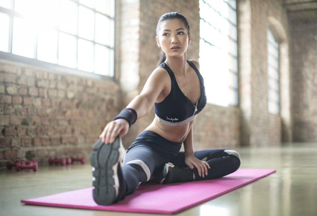 ejercicio en casa con youtube