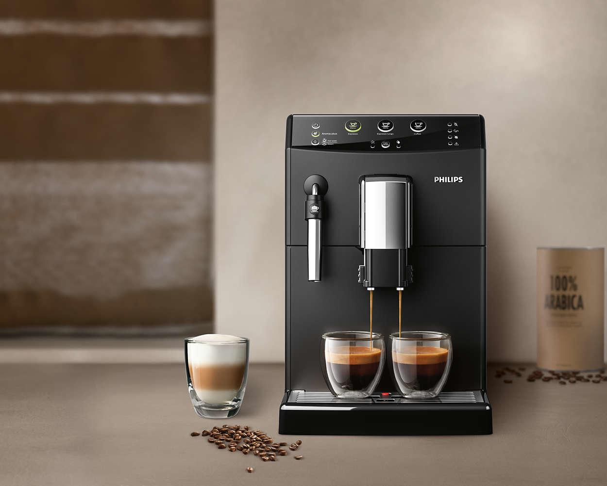 cafetera espresso automatica