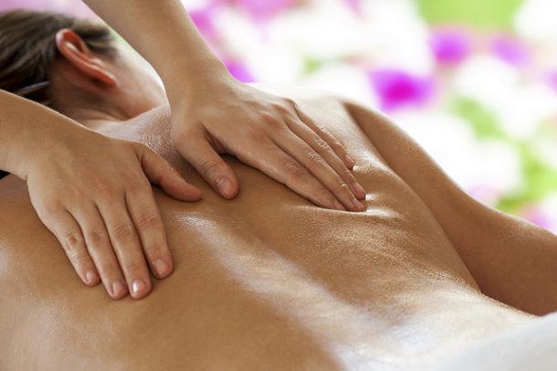 la experiencia del masaje