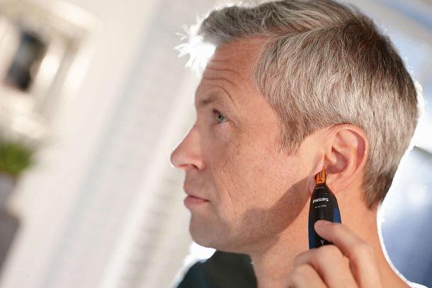 recortador pelos oreja