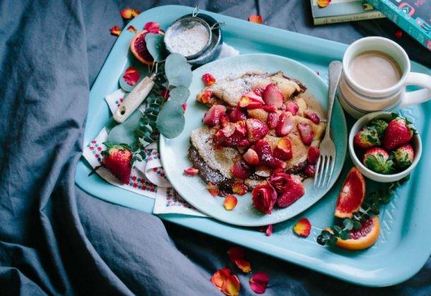 Desayuno de San Valentín para cafeteros
