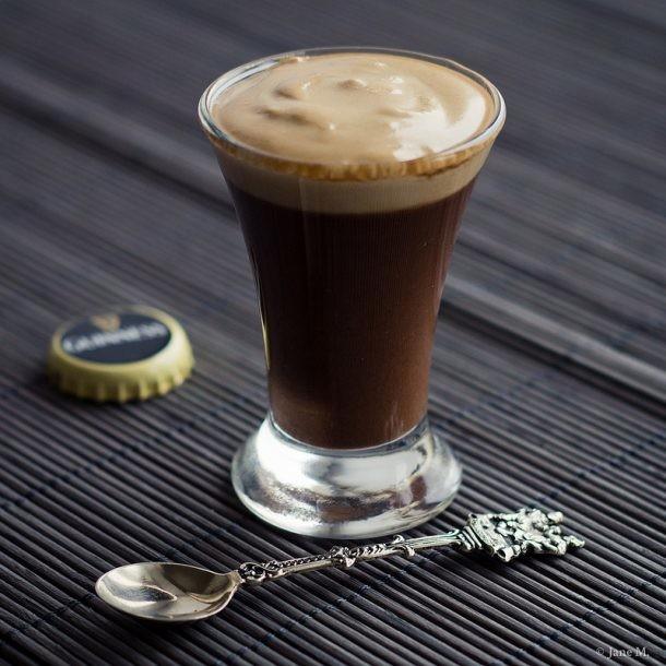 Café irlandés diferente