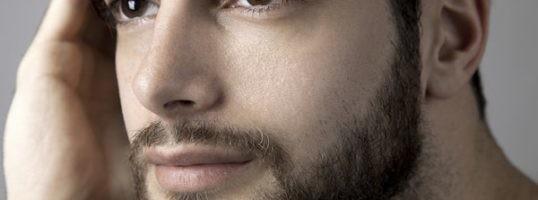 barba cuello definido portada