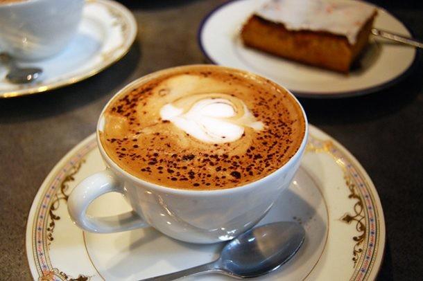 El café en Suiza