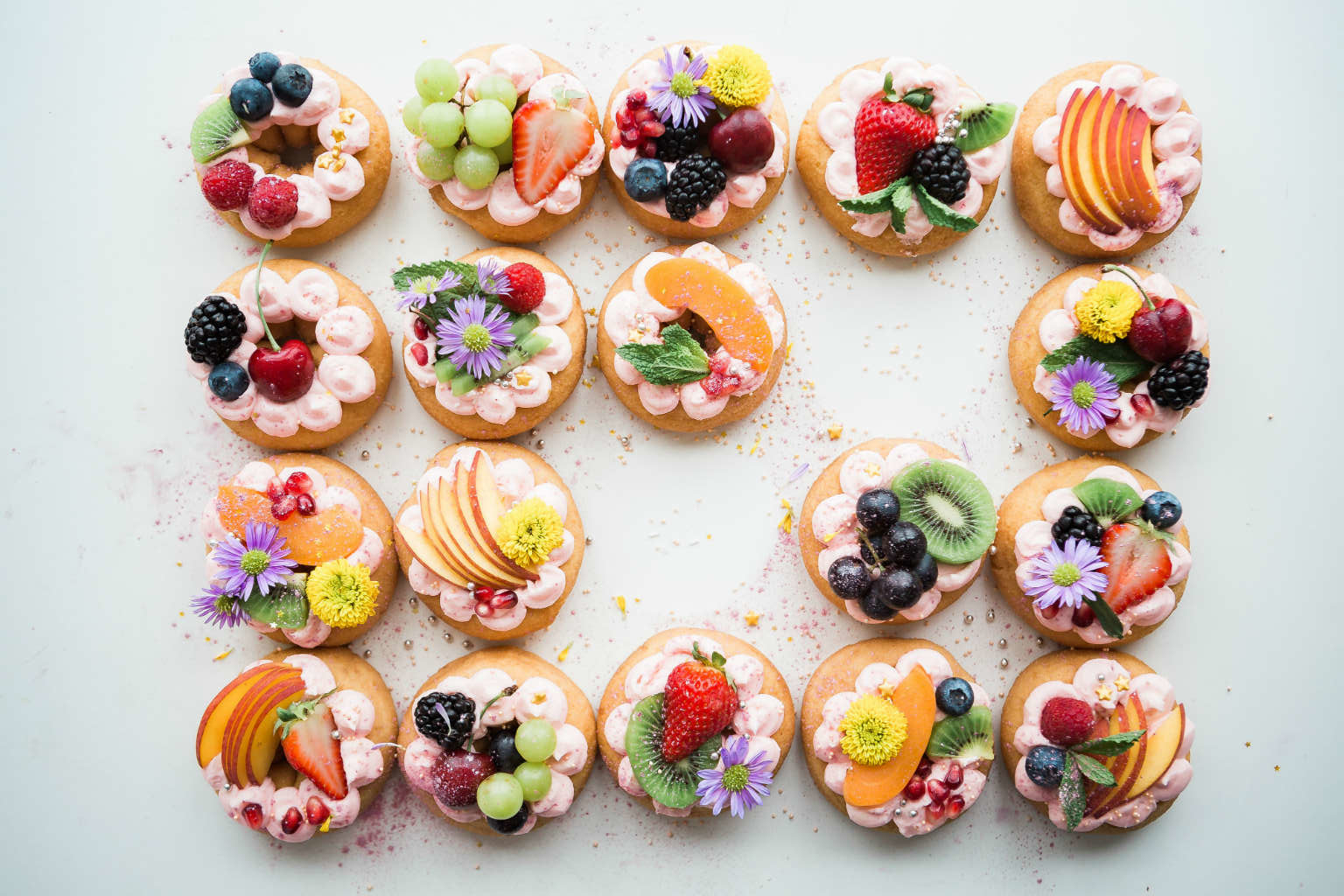 flores comestibles como usarlas