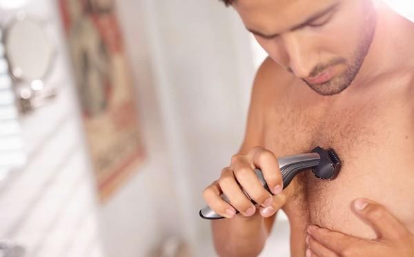 Afeitar cuerpo