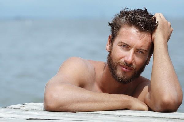 barba en verano