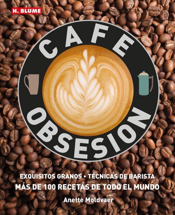 Libros sobre el café. Café Obsesión