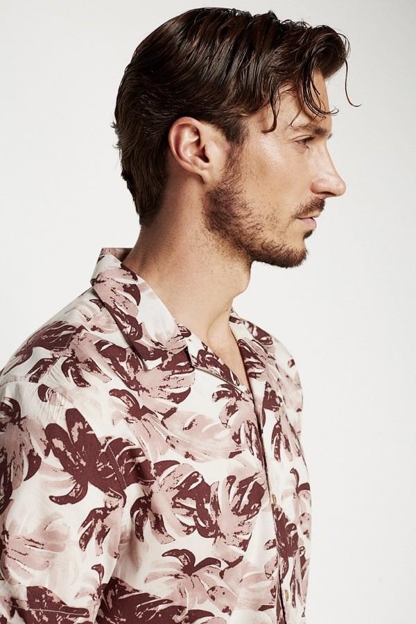 camisa tropical springfield