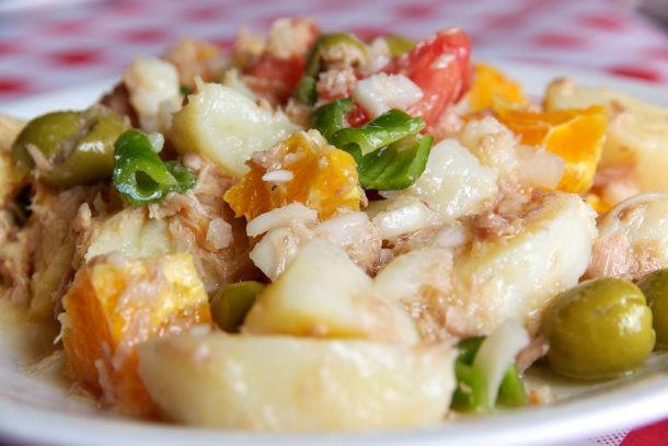 ensalada de patata