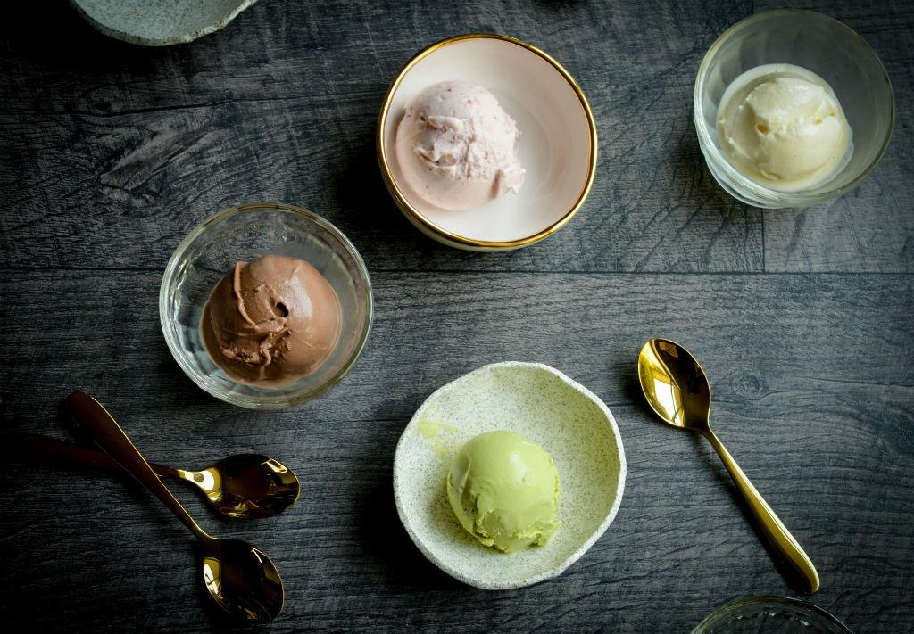 helados caseros recetas sanas