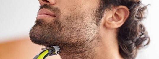 one blade afeitado