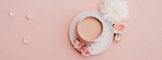 pink latte