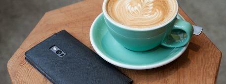Las profesiones que consumen más café