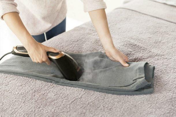 Vaporizador de prendas